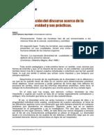 GIMENO SACRISTAN - La Construccion Del Discurso
