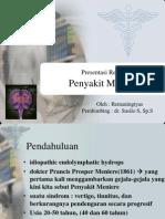 Referat Meniere Dr.s