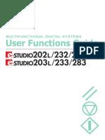 203L 233 283 UserFunctionGuide v05