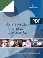 Guias de Practicas Clinicas Estomatologicas