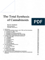 The Total Synthesis of Cannabinoids