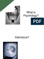 Psychology(1)