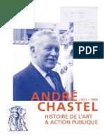 Chastel Histoire Art