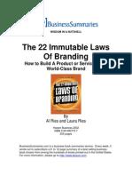 The22ImmutableLawsOfBranding BIZ -Www.itworkss.com