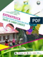 Estrategia de la Región Autónoma del Atlántico Norte Frente al Cambio Climático, Nicaragua (Español)