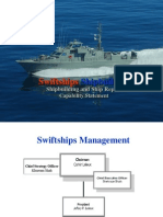 Swift Ships Capability Statement