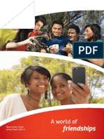Annual Report of Bharti Airtel for FY 2012 2013