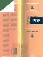 Chantal Maillard LA RAZON ESTETICA 64 83