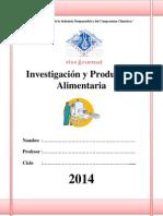 Investigacion y Produccion Alimentaria