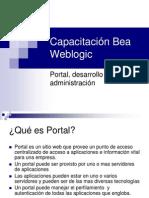 Capacitación Bea Weblogic Portal
