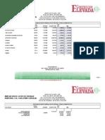 Programa de Montos Mensuales de Personal Tecnico-Administrativo