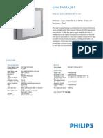Philips Fwg263