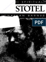 Jonathan Barnes-Aristotel (Maestrii Spiritului)-Humanitas (1996)
