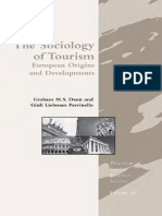 The Sociology of Tourism - European Origins and Developments (2009)