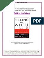 Selling the Wheel Summary