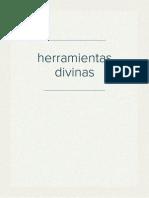 herramientas divinas