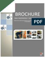 Brochure G&G Membret