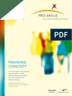 ProSkills Manual TRAINING