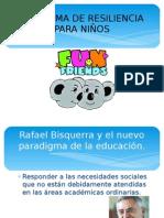 Presentación Para El Kinder