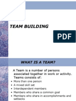 Team Building Sleepwell