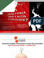 Cuserscristinadocumentscristina Consumerinsightstrainingmartallerdeconsumerinsightsmarzo2010 100215205908 Phpapp02