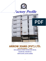 Arrow Jeans (Pvt) Ltd