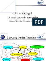 A Crash Course in Networking