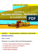 Chapter 6 Welding Matl Properties & Classification Vr 0905