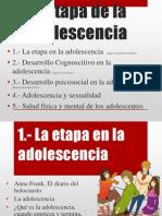 Presentación La Adolescencia by Moratto