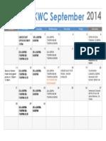 BKWC September