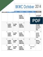 BKWC October
