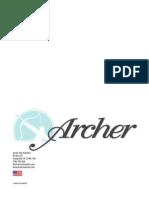 Archer Fine Decals