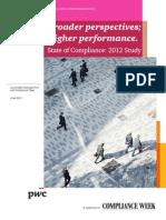 2012 Compliance Study