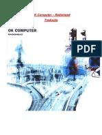 OK Computer - Radiohead (Tradução)