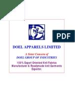 Doel Group - Doel Apparels Limited