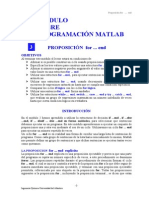 Mc3b3dulo 3 Sobre Programacic3b3n Matlab