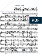 The Well Tempered Clavier I - Prelude & Fugue_22