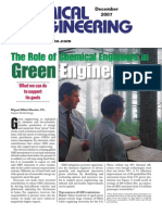 ChemEng 2007-Green Engineering