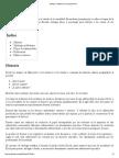 Etiología - Wikipedia, La Enciclopedia Libre