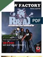 Flow Factory Magazine - December