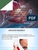 Marcadores Bioquímicos de Infarto Al Miocardio