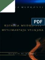 Riznica Mudrosti Muslimanskih Velikana