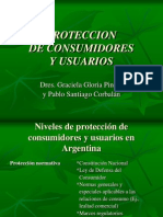 Power Point - Defensa Del Consumidor