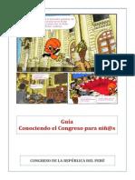 Manual de Instrucciones Sobre El Congreso Peruano