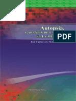 Autopsia. Garantía de Calidad en La Medicina