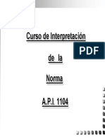 API-1104 Castellano Interpretacion