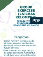 Exercise (Latihan)