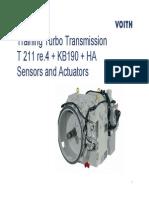Sensor Actuator T211