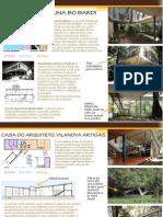 Casas Modernistas - Izabela, Julia e Luana