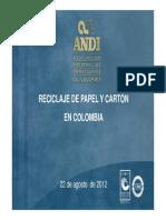 120822 Reciclaje de Papel en Colombia v2 Modo de Compatibilidad1